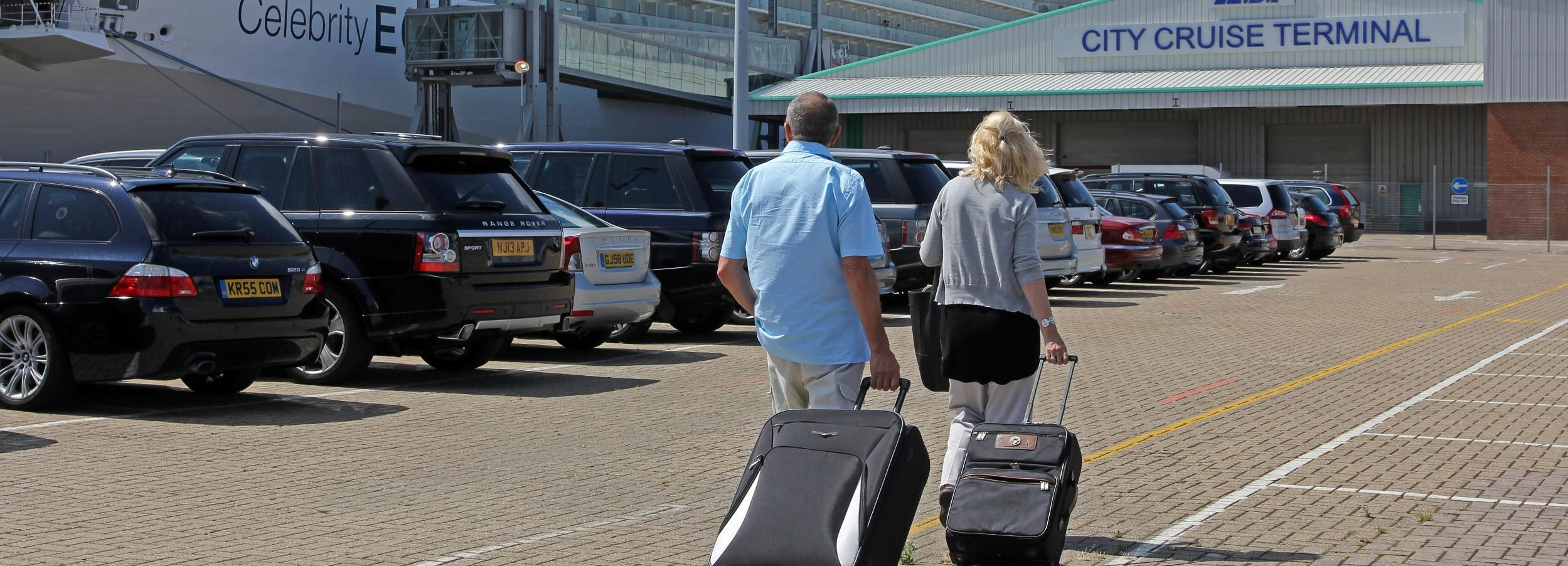 London to Southern England Cruise Terminals Transfers