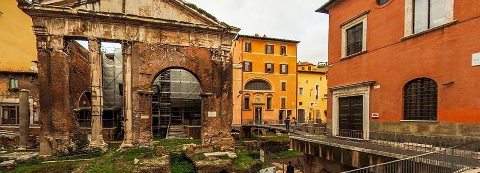 Rome: Private Jewish Ghetto Tour
