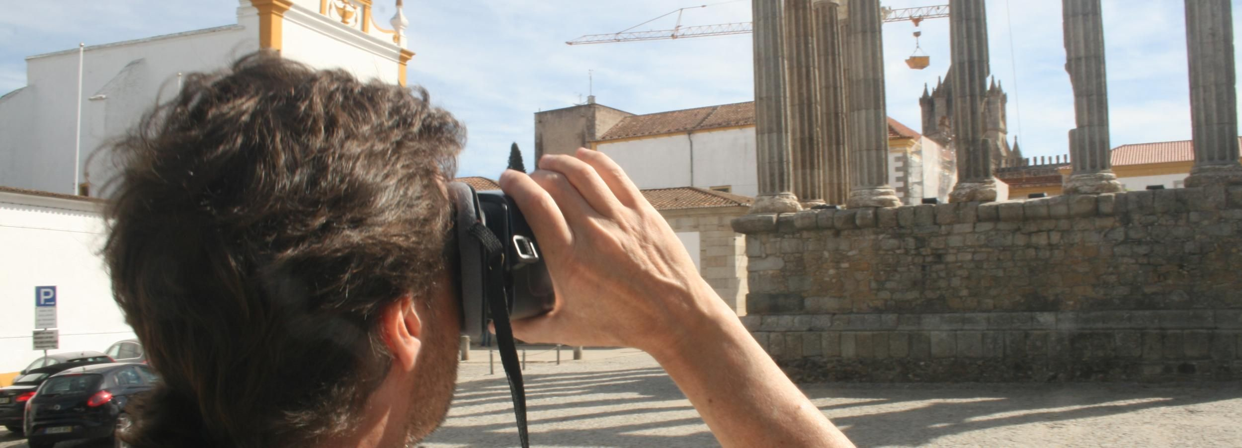Évora: Tour met Virtual Reality Experience