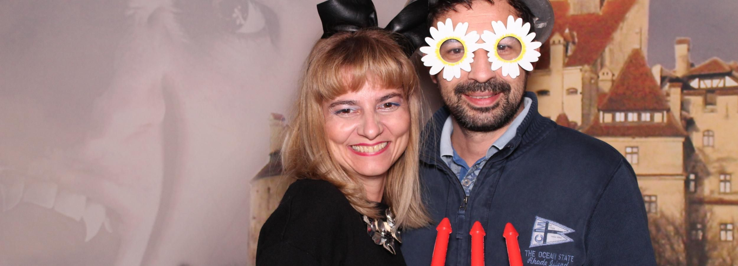 Sighisoara: Overnight Halloween Party in Transylvania
