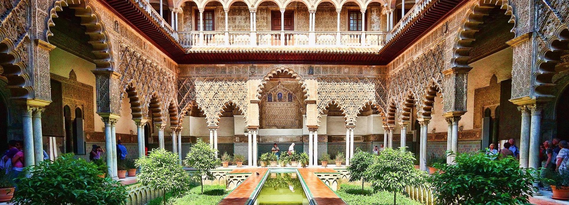 Sevilla: Alcázar-Tour