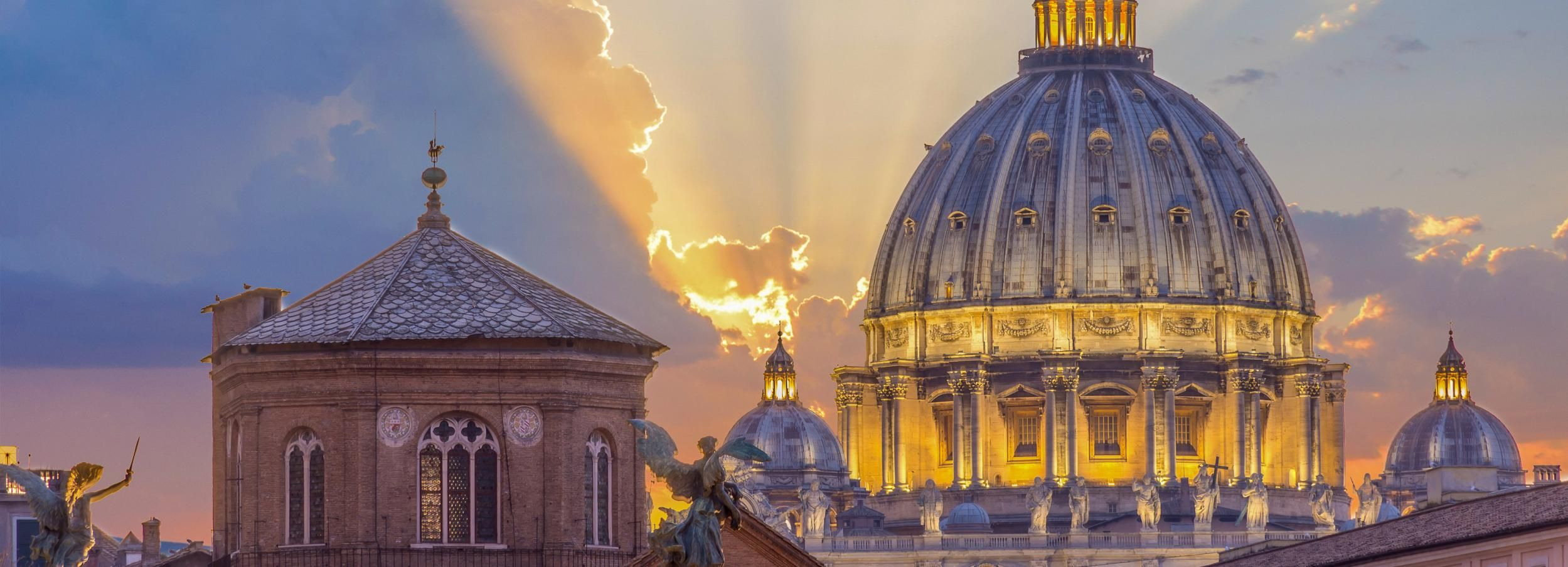 St. Peter's Basilica Guided Tour with Dome Climb
