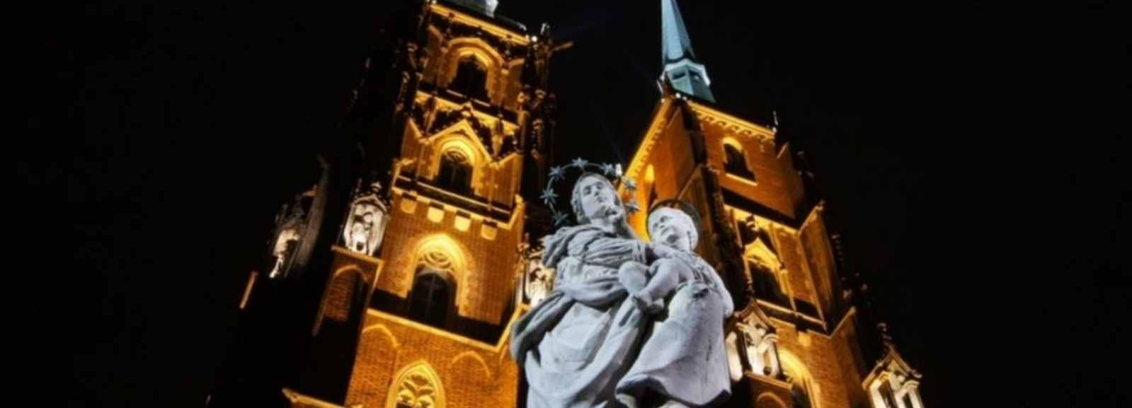 Wroclaw at Night: 2-Hour Guided City Tour