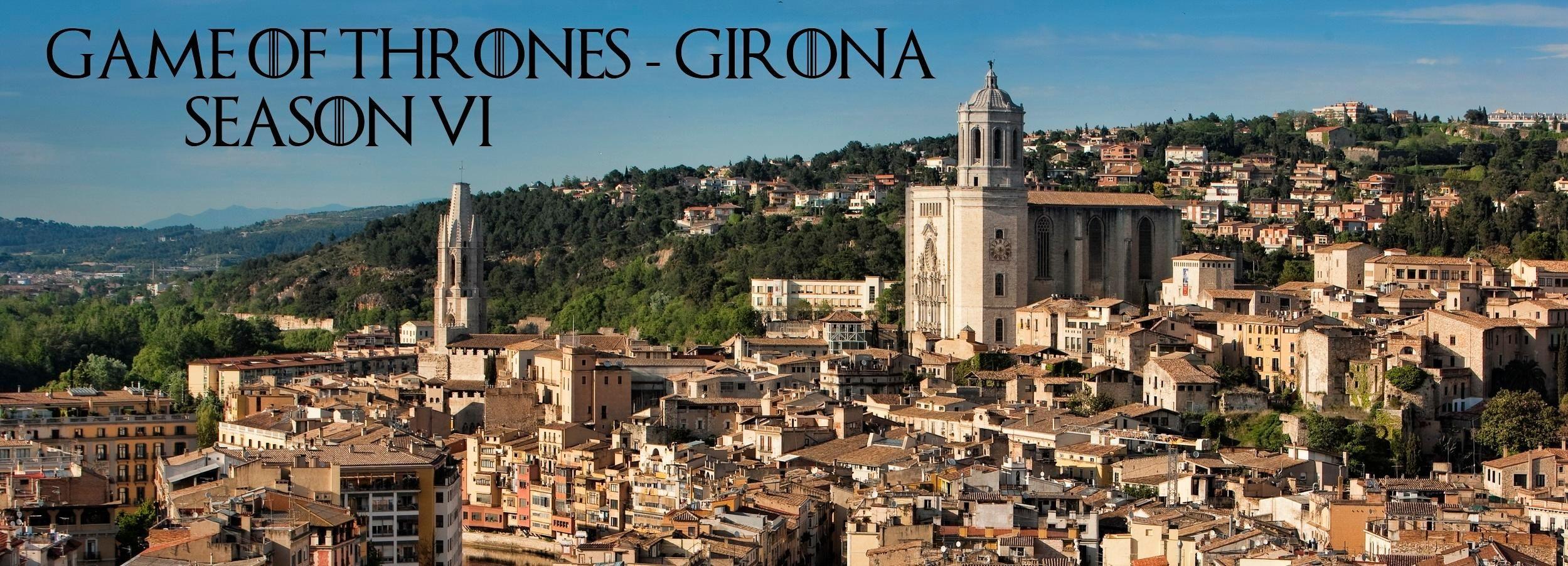Girona: Game of Thrones Small Group Tour