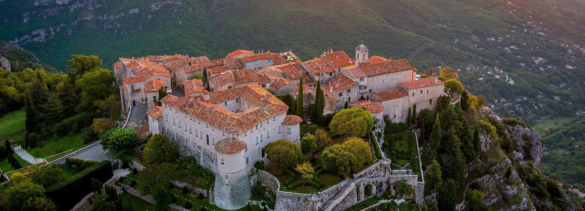 Depuis Nice: visite de Monaco et des villages médiévaux