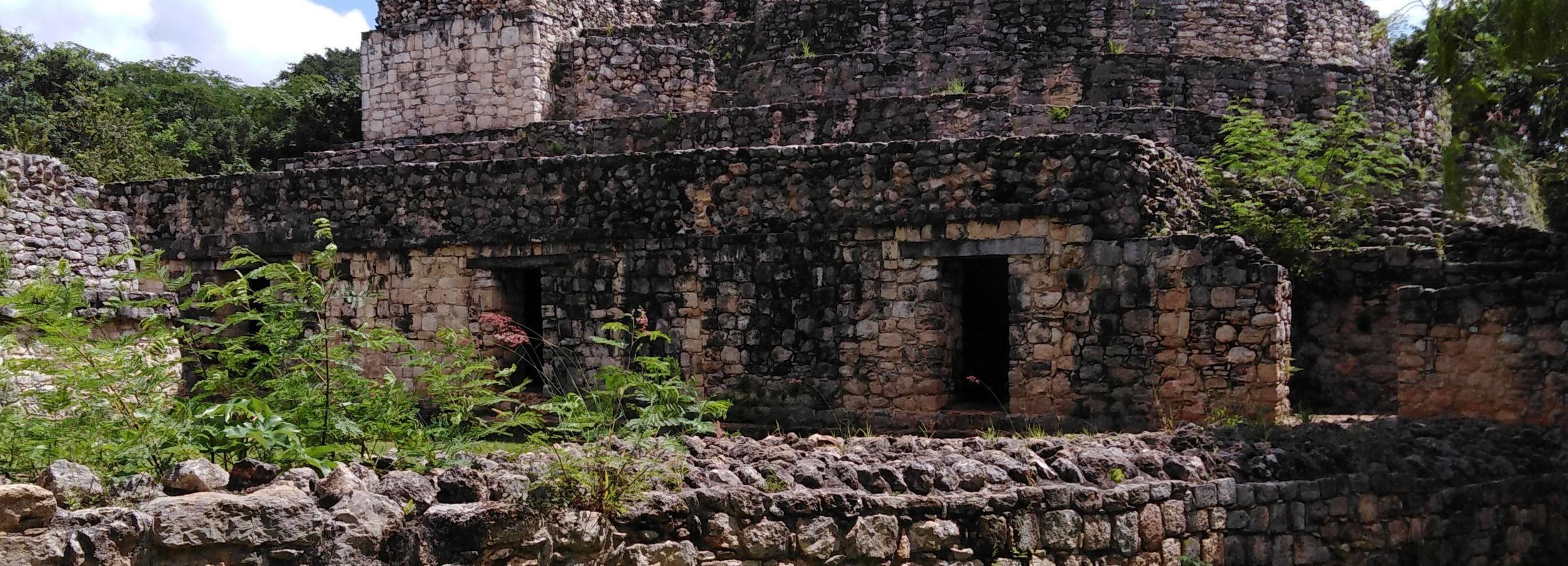 Yucatán: Ek 'Balam und Cenote Hubiku Tour