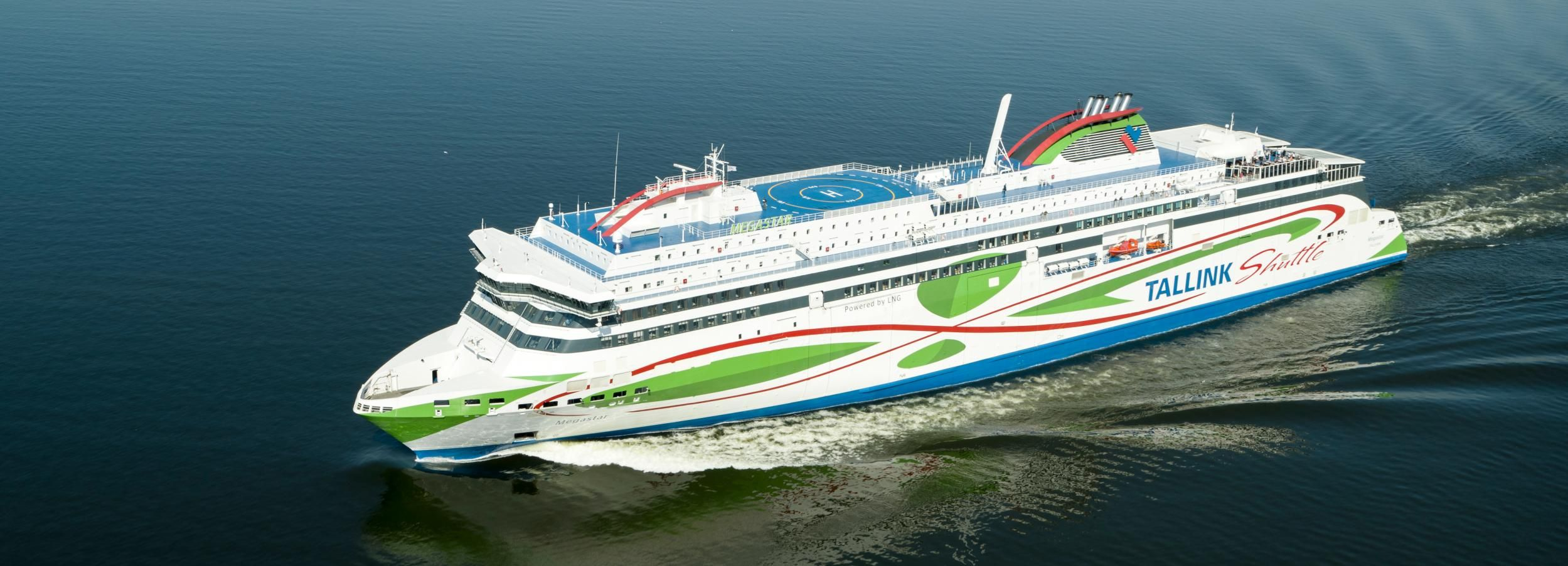From Tallinn: Return Day Trip Ferry Ticket to Helsinki