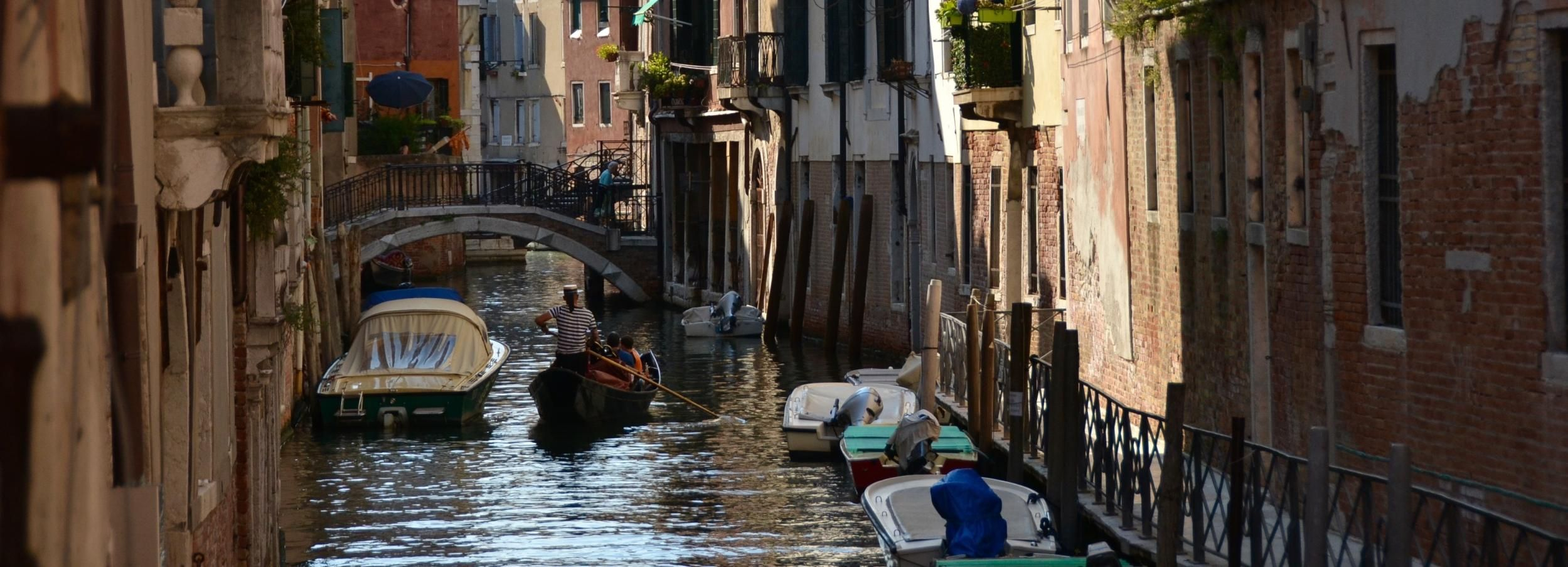 The City Discovery Game - The Alternative Tour of Venice