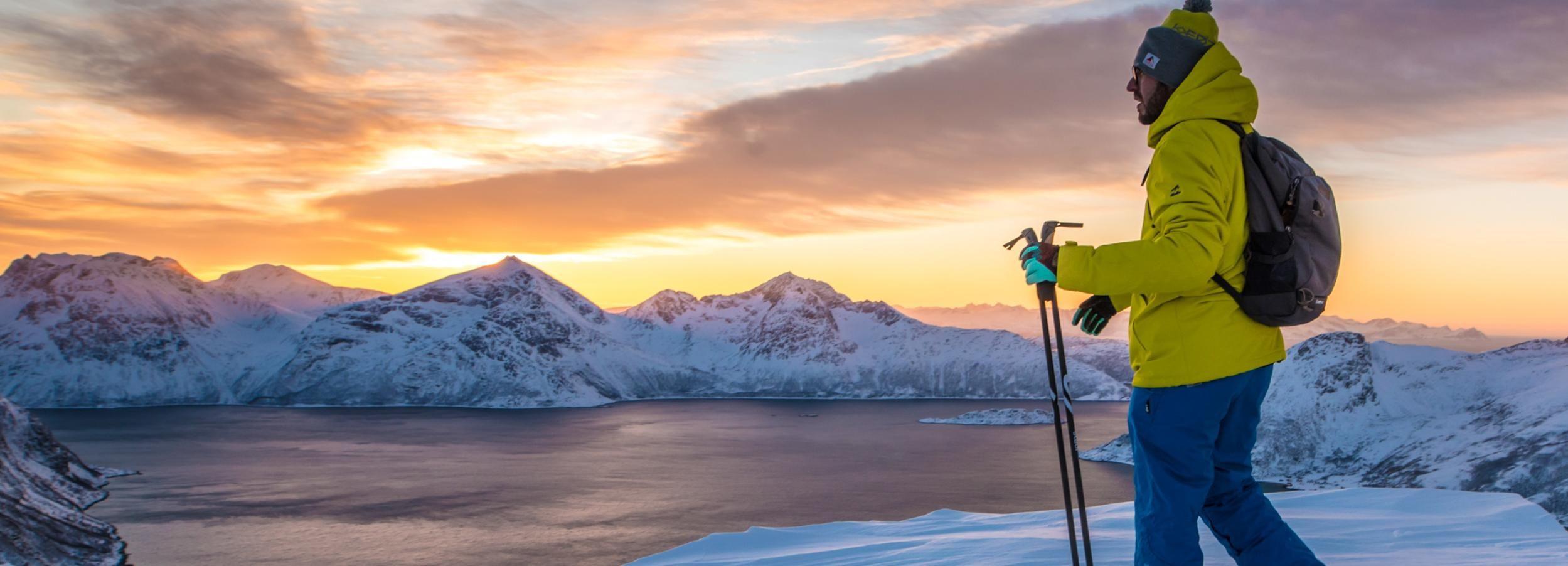 Tromso: Arctic Snowshoeing Experience