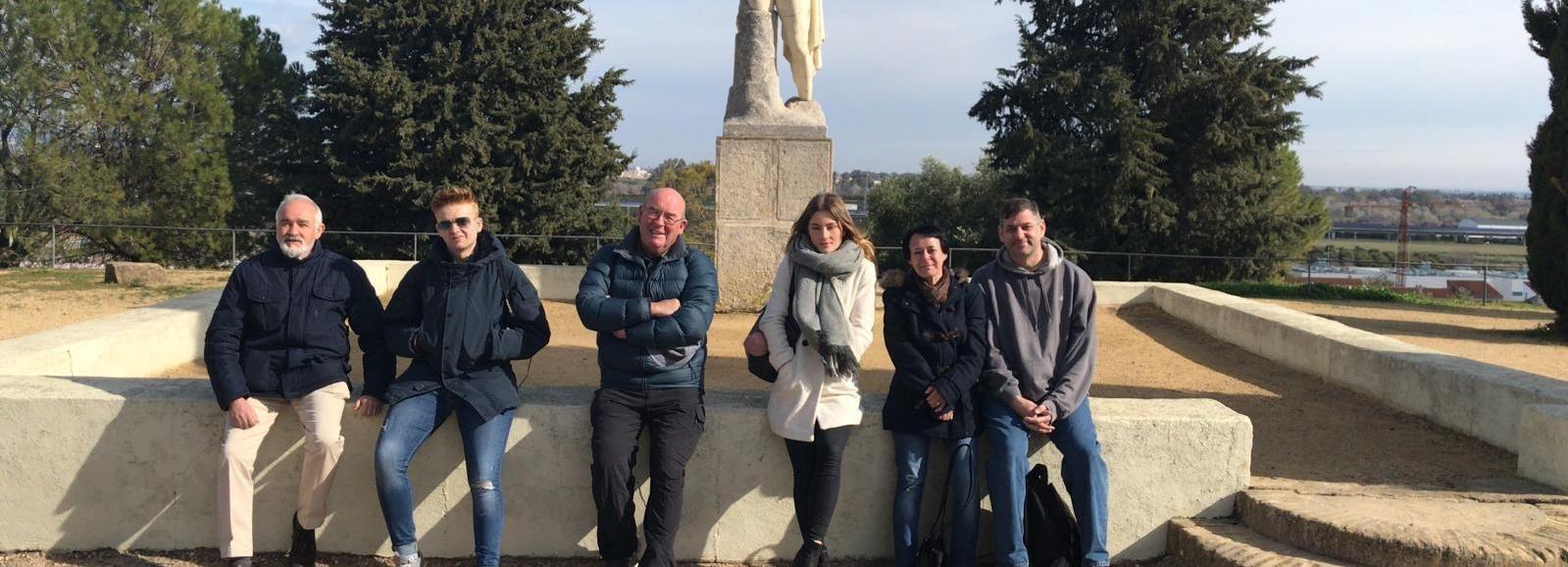 Stadtrundfahrt durch die römischen Ruinen von Sevilla