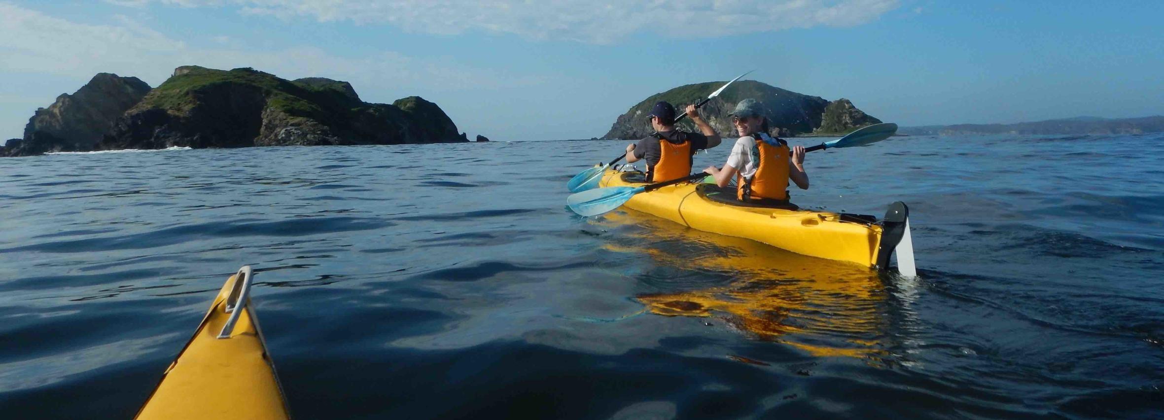 Tollgate Islands: Half-Day Sea Kayak Tour