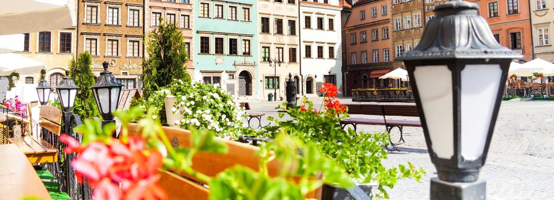 Tour privato della città di Varsavia