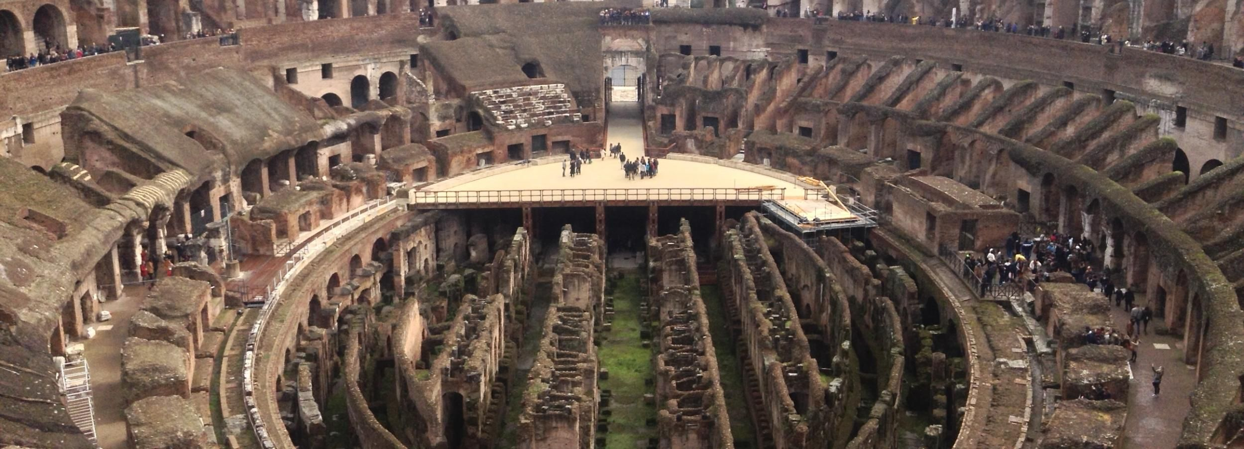 Ancient Rome and Colosseum Small Group 3-Hour Walking Tour