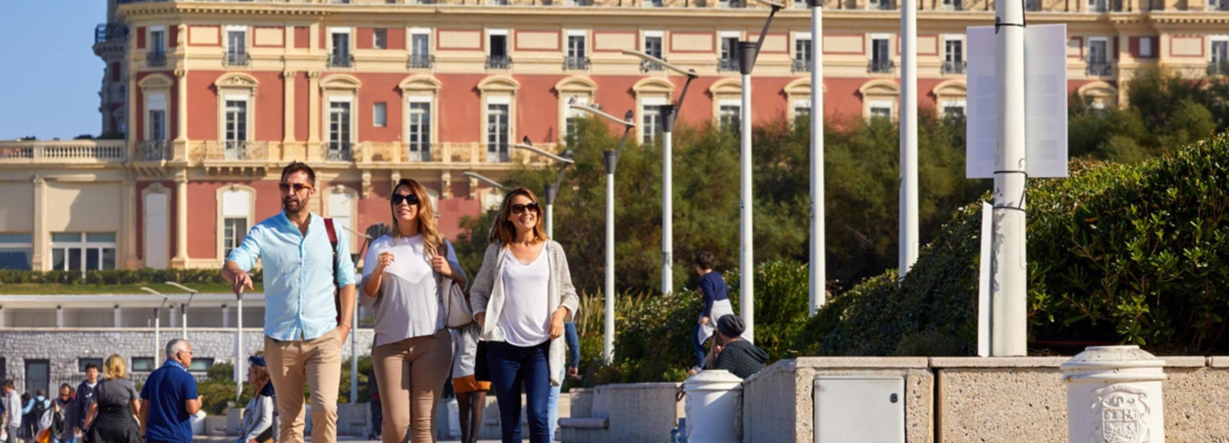 From San Sebastian: Biarritz & French Basque Coast Day Tour
