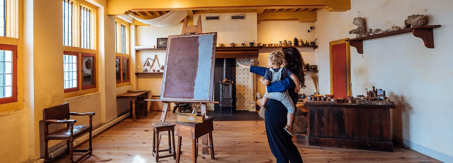 Ámsterdam: Ticket para la casa-museo de Rembrandt