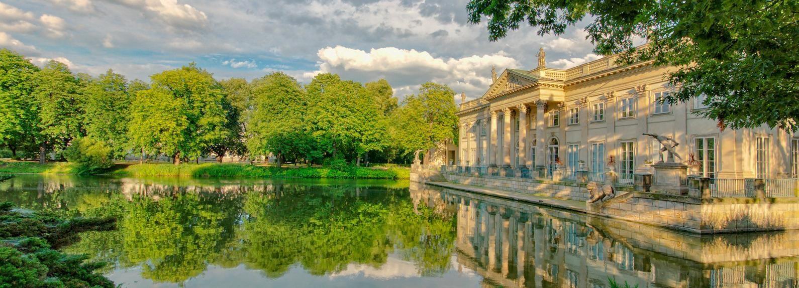 Varsavia: tour storico di gruppo con transfer da/per l'hotel