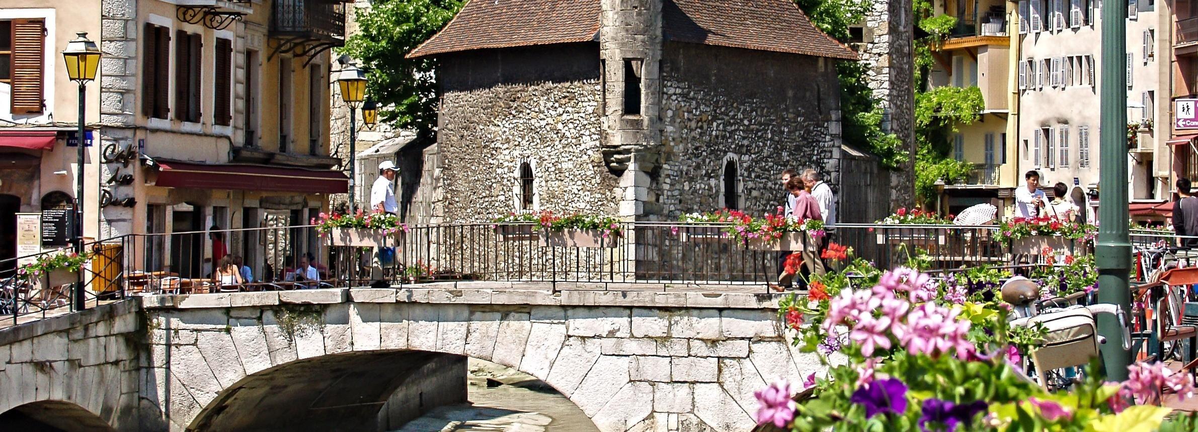 Stadstour van Genève en Annecy Visit