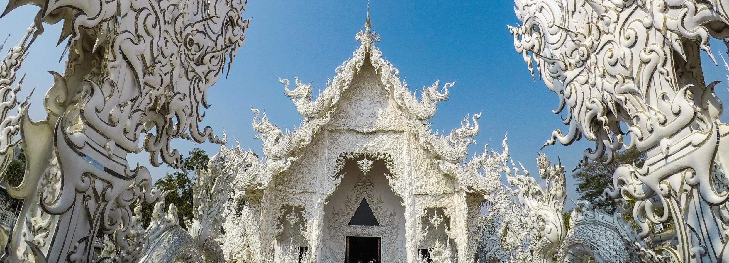 Tour privado de 1 día de Chiang Rai y el Triángulo de Oro