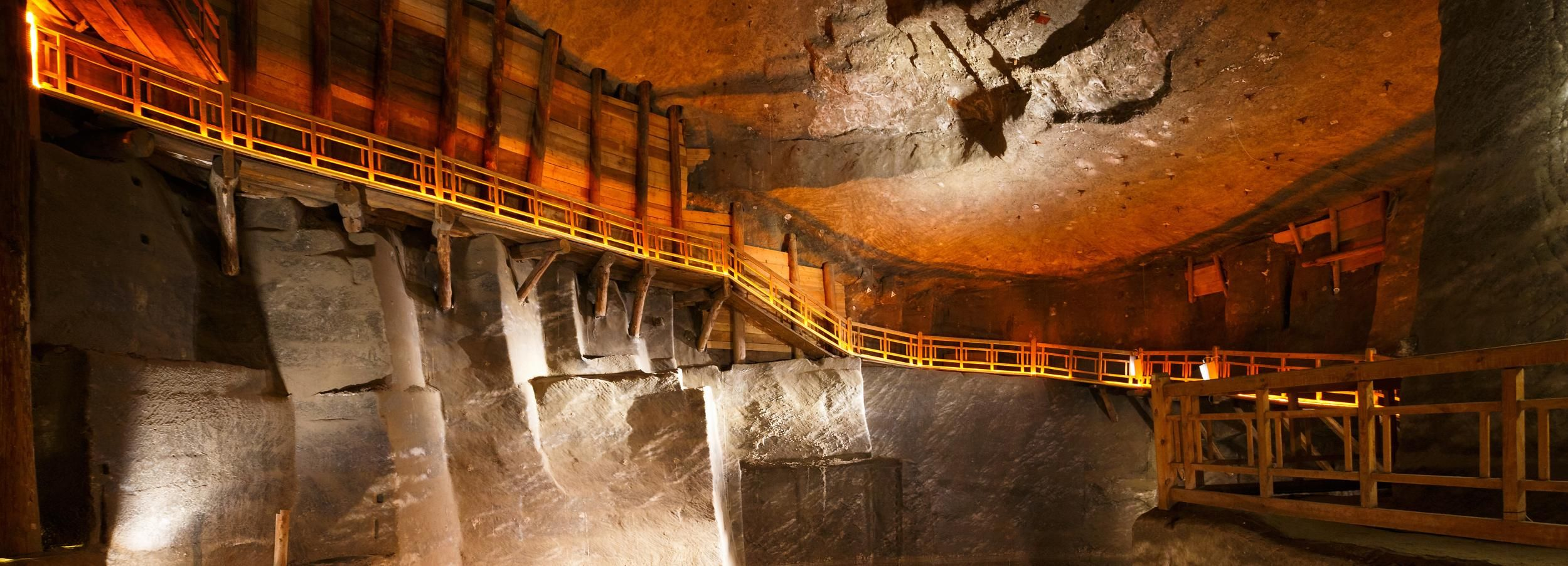 Da Varsavia: tour di Cracovia e Miniera di sale di Wieliczka