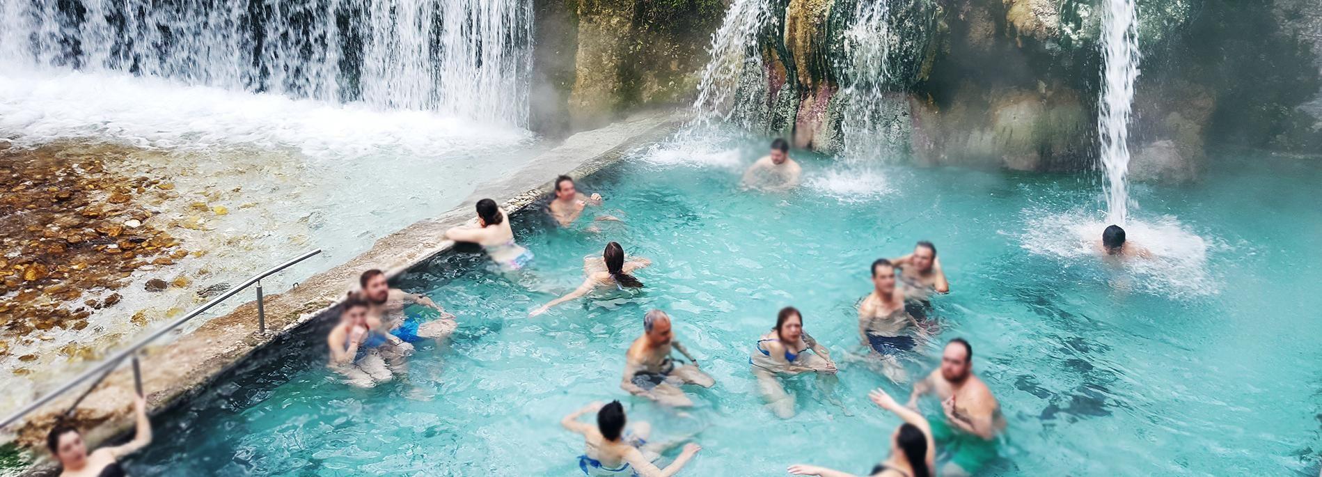 Från Thessaloniki: Upplev Pozar termiska bad och Edessa