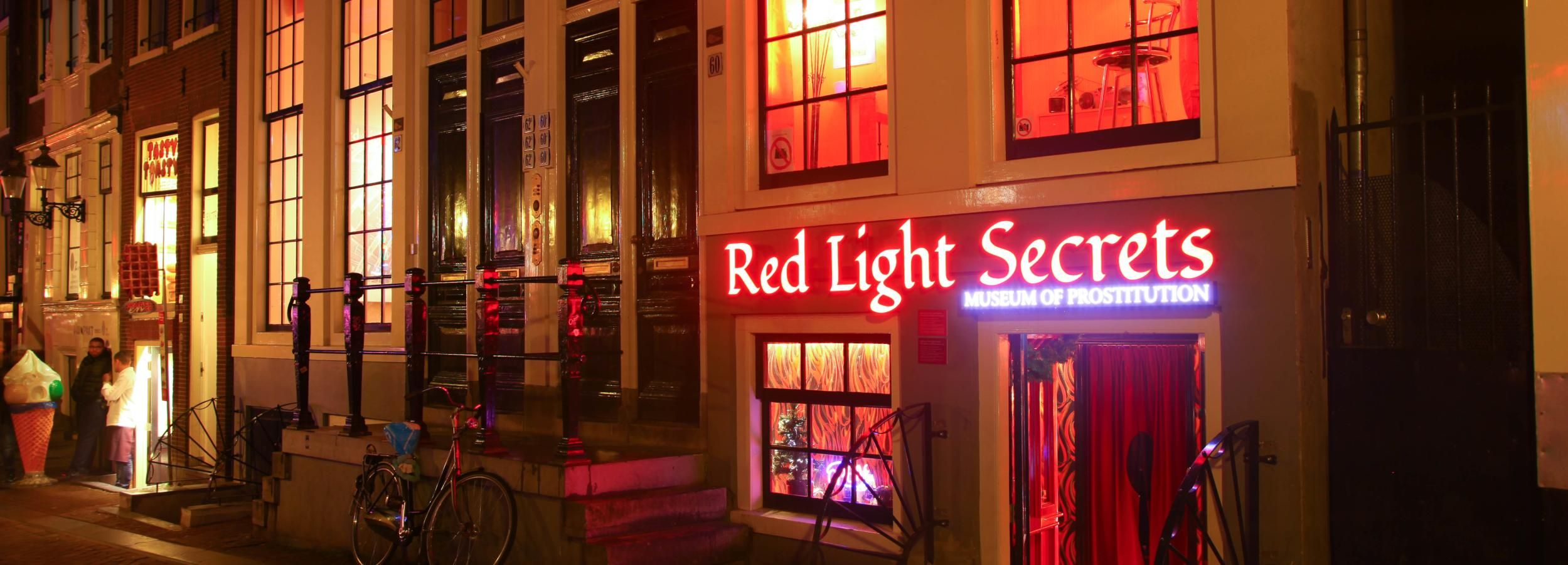 Red Light Secrets Museum of Prostitution Entry Ticket