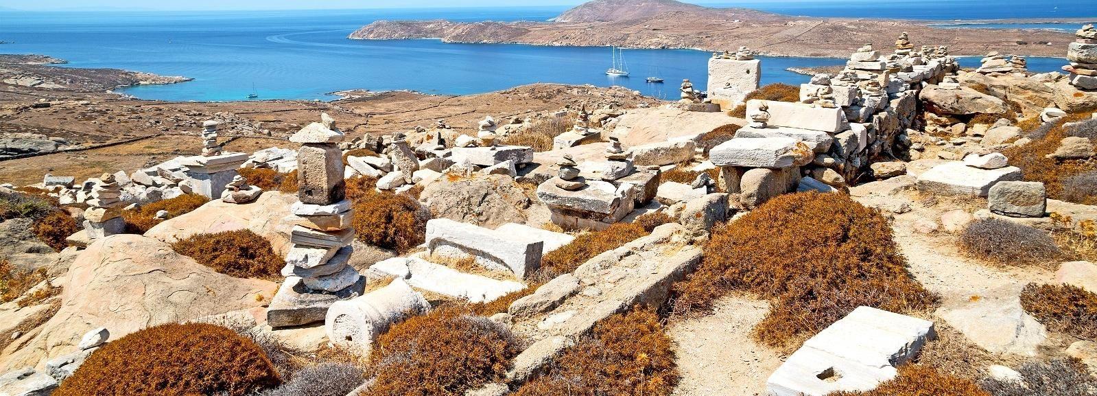 Mykonos to Delos 4-Hour Tour
