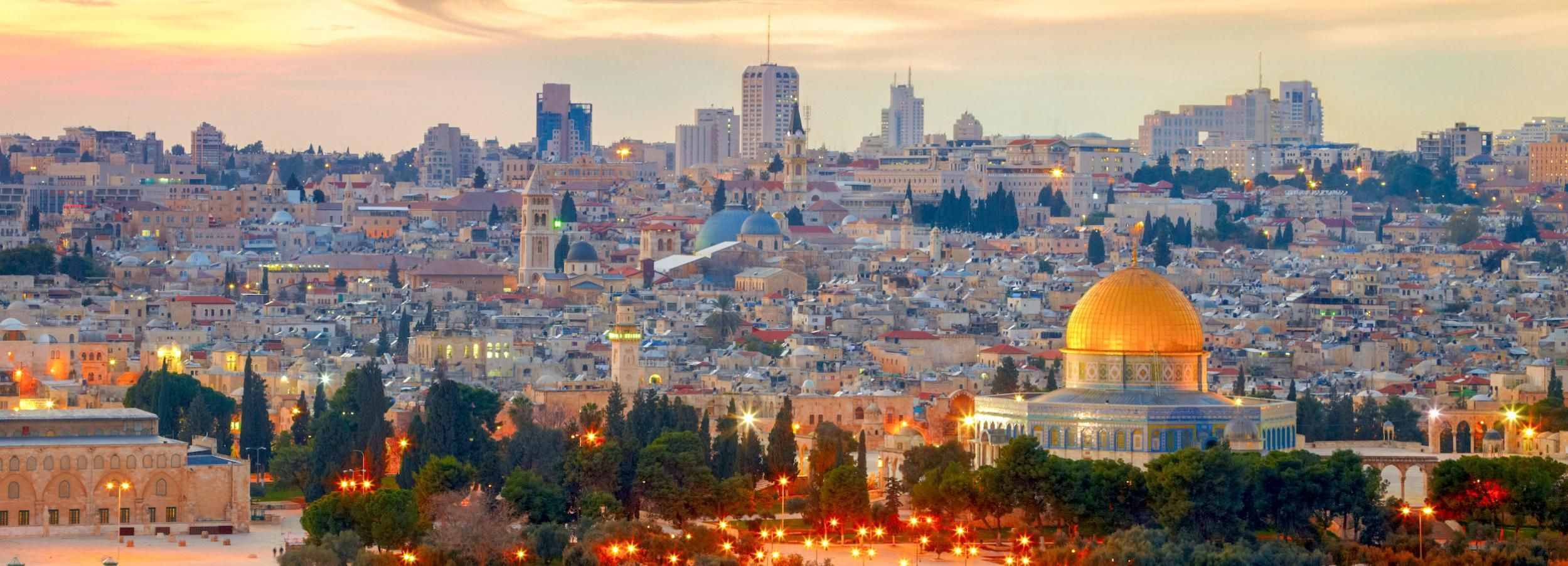 From Tel Aviv: Jerusalem, Dead Sea & Bethlehem Full-Day Tour