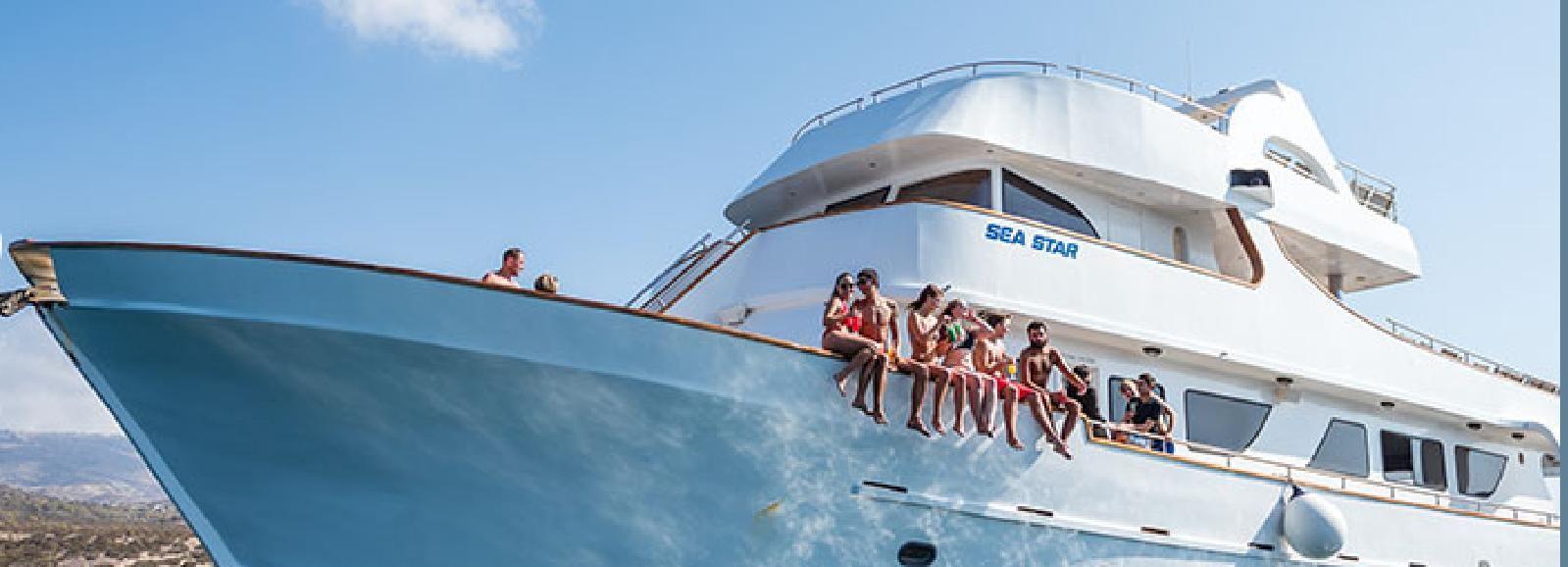 Pafos: medio día crucero por la estrella del mar