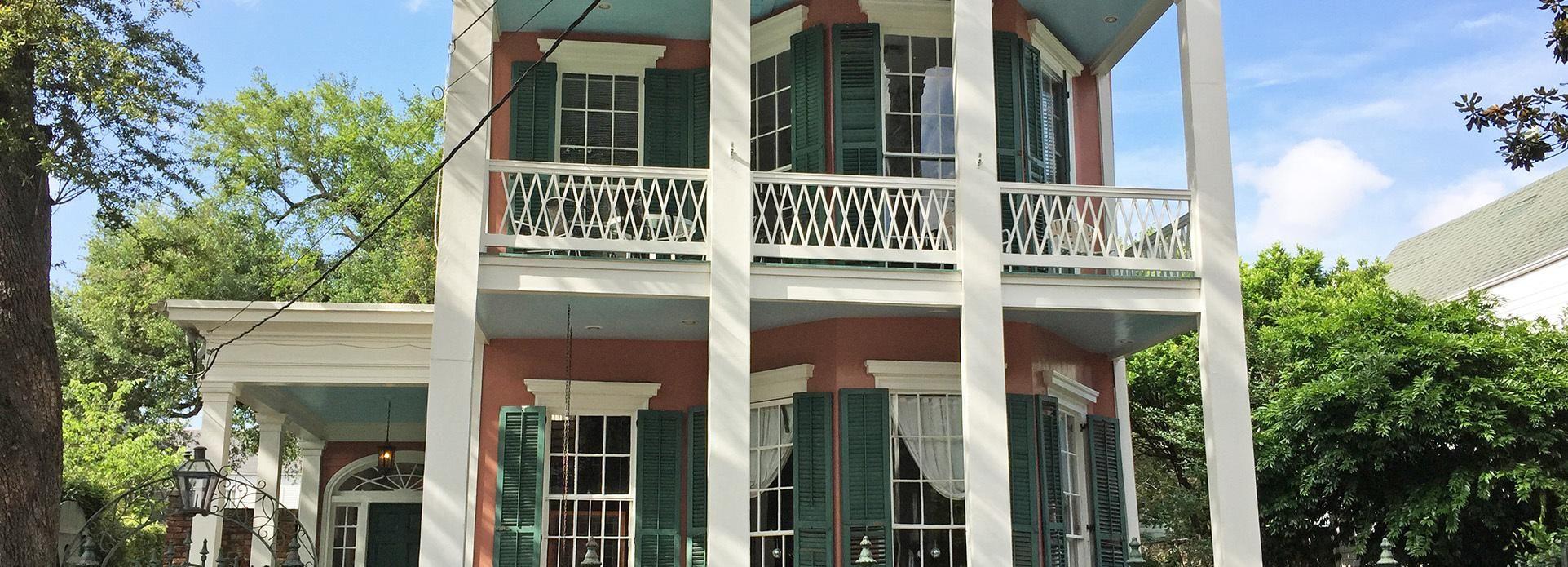 Nueva Orleans: tour en minibús con aire acondicionado