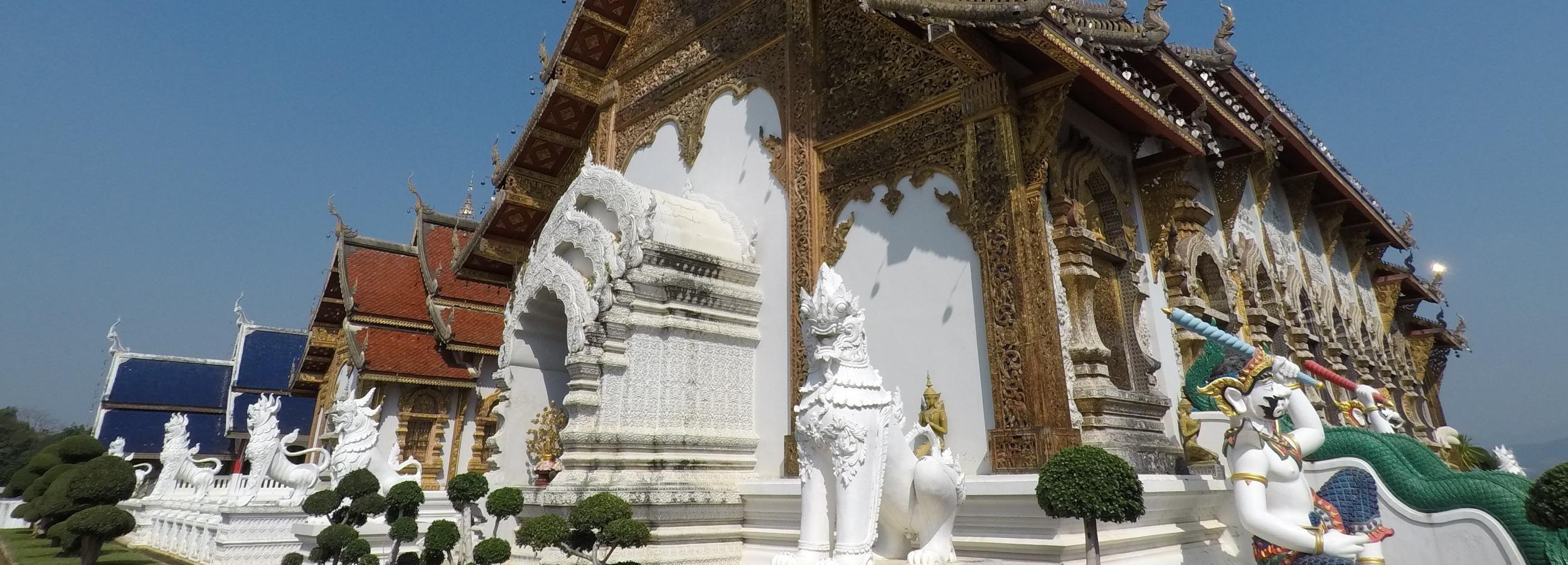 Chiang Mai: cueva Chiang Dao, templo Den Sali y catarata