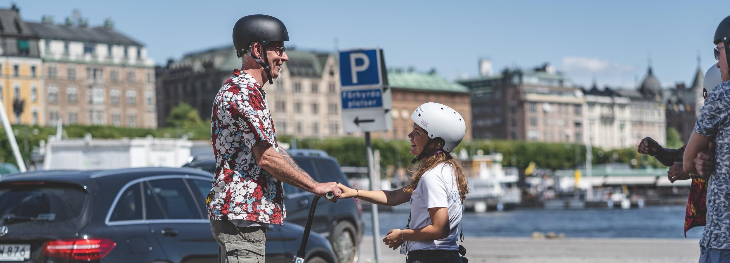 Stoccolma: tour in segway del Djurgården