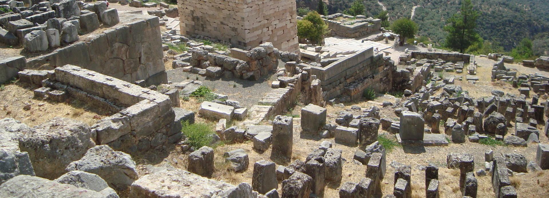 Da Atene: Road Trip privato a Delfi