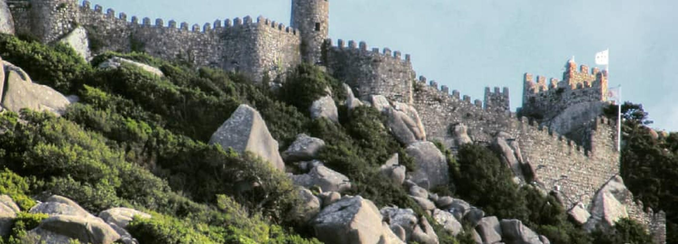 Sintra: Legends and Medieval Stories Private Walking Tour