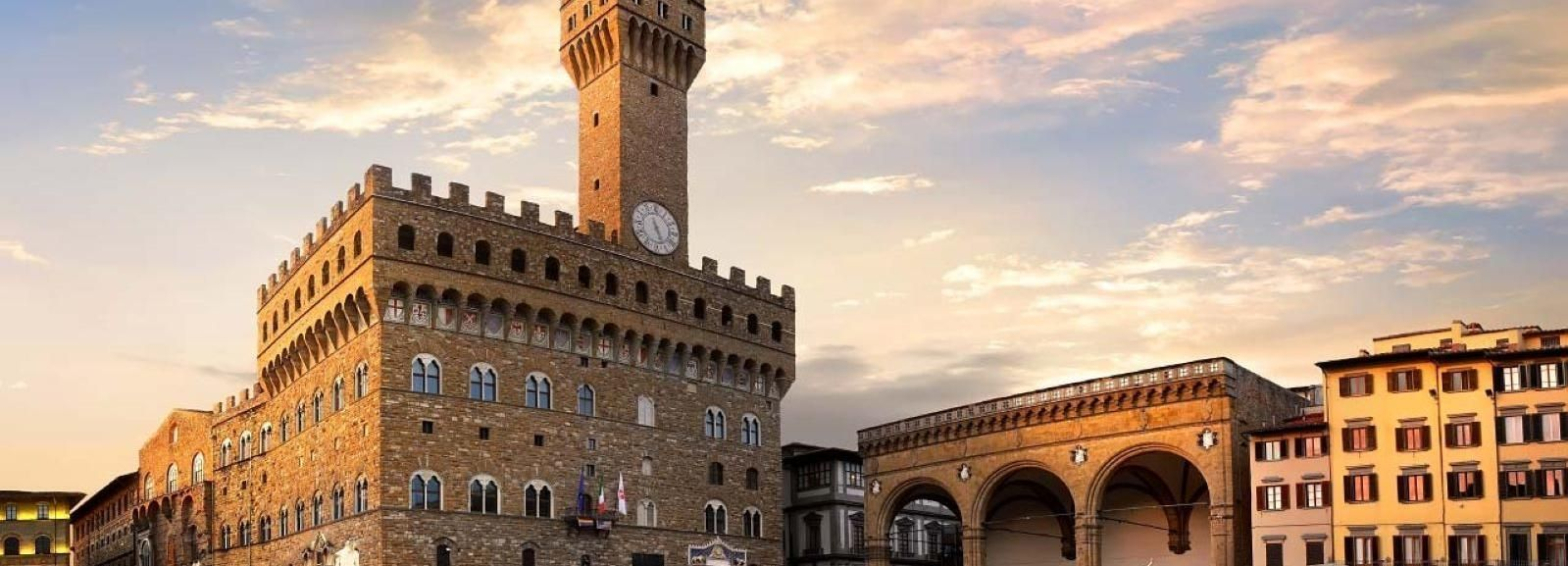 Palazzo Vecchio Entrance Ticket with Tower Access