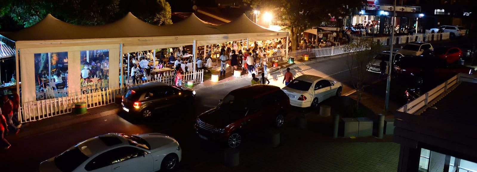 Johannesburg: visite nocturne de Soweto