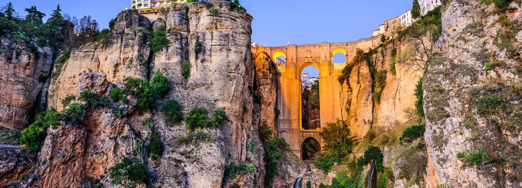 Depuis Malaga: Ronda et Setenil de las Bodegas