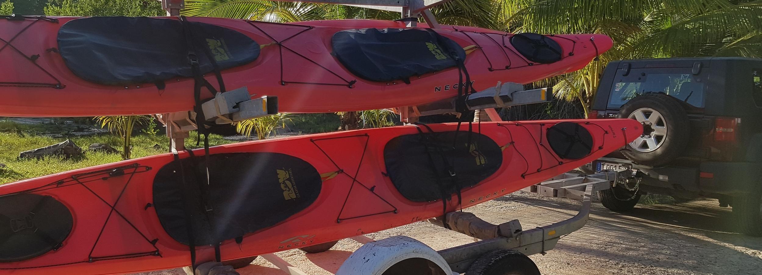 Cienfuegos: aventure privée en kayak