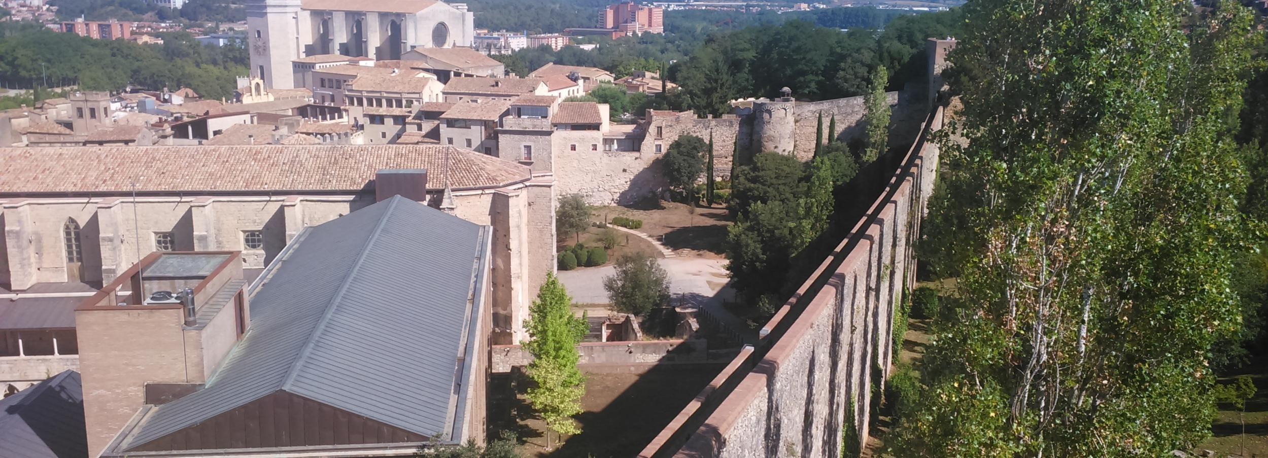 Girona: Small Group Jewish History Tour of Girona and Besalú