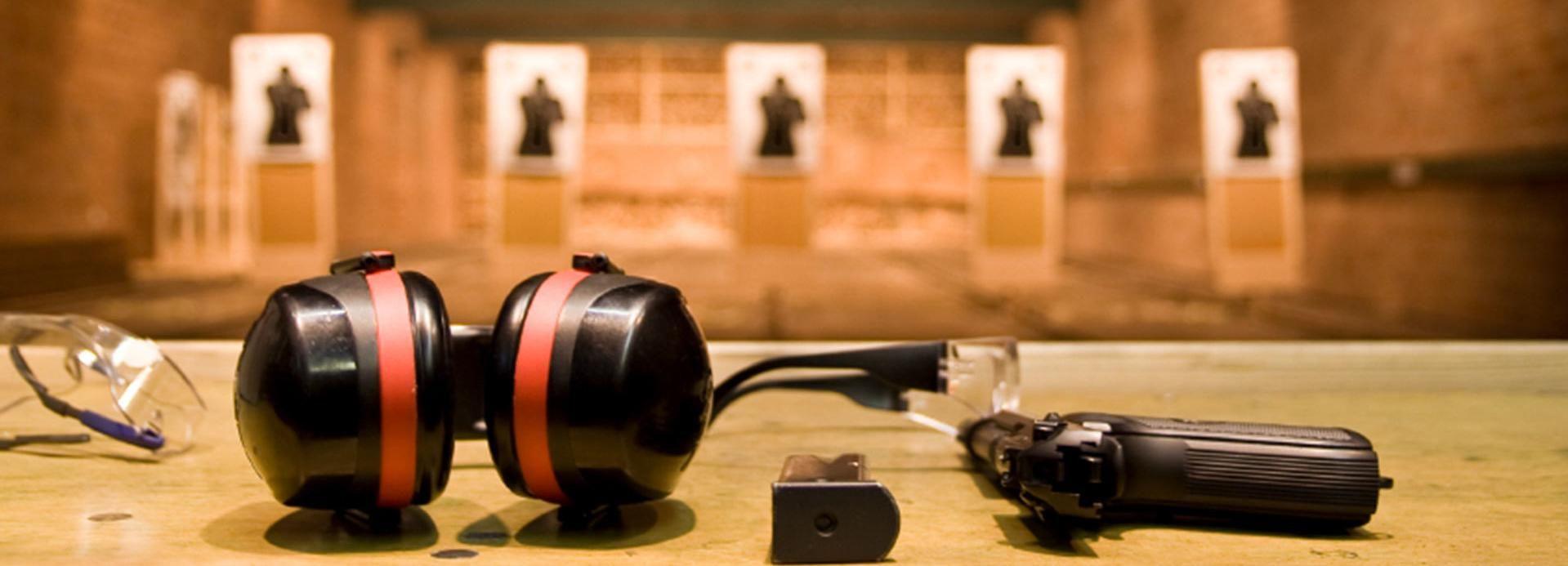 Kiev: Indoor Shooting Range Experience