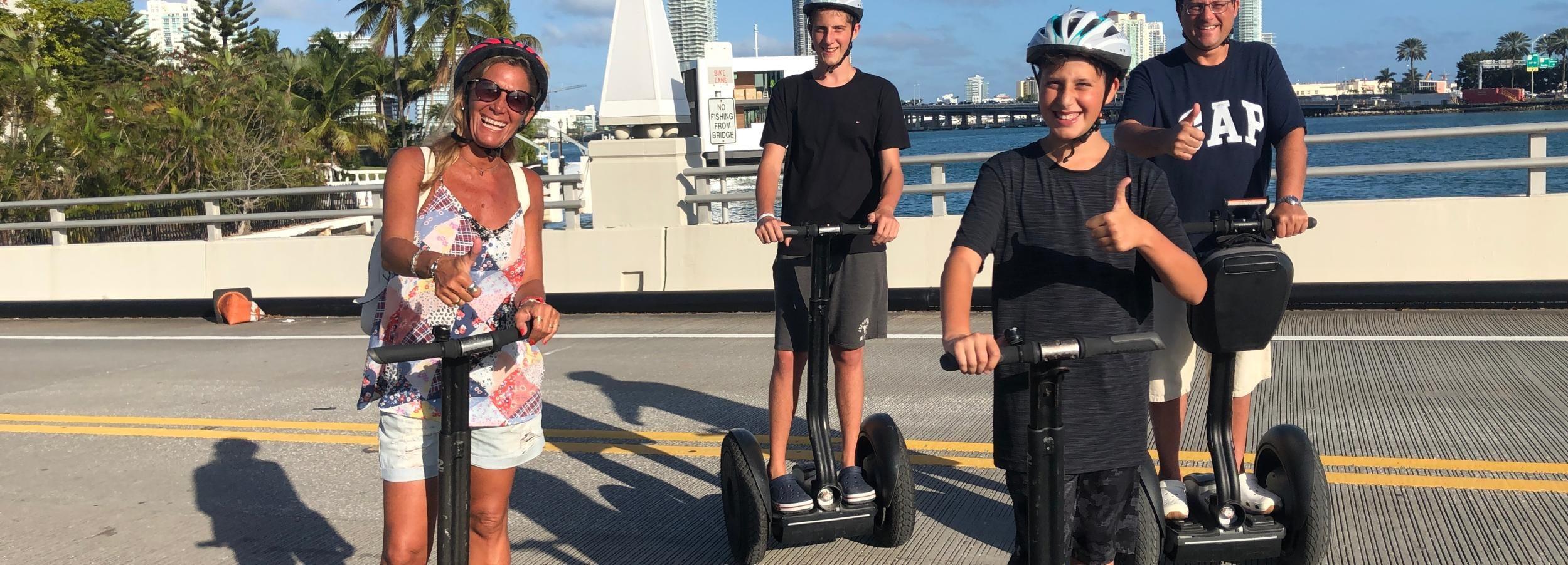 Tour di Miami South Pointe Pier Segway