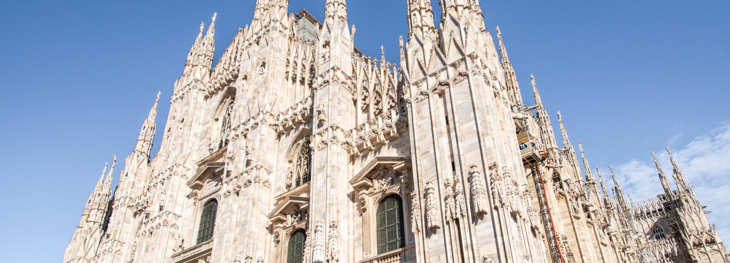 Milán: tour con acceso rápido a la catedral y las terrazas