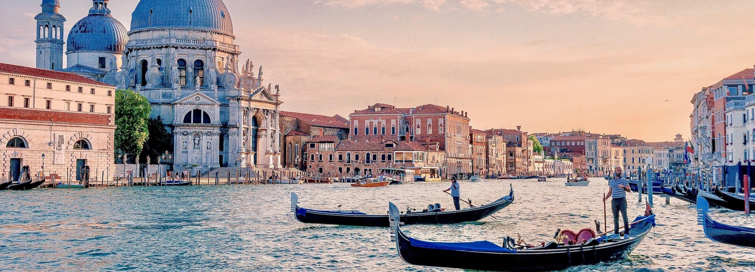 Венеция: частный обзор пешеходная экскурсия