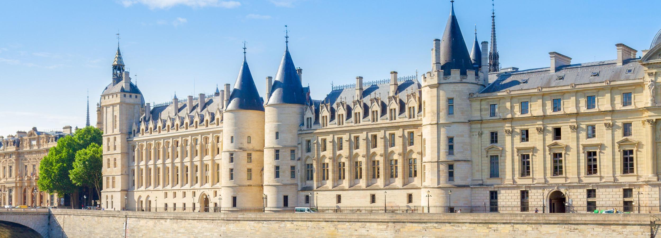 París: Boleto de la línea de Conciergerie con Histopad