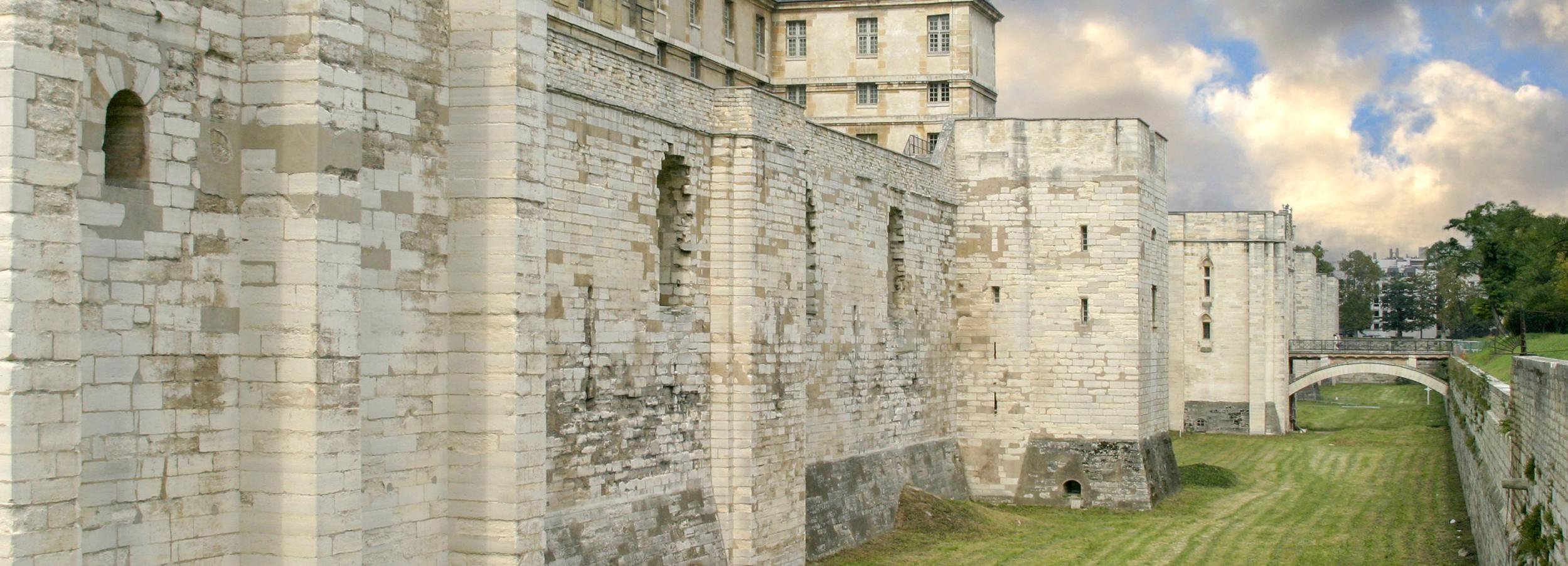 París: Entrada al Château de Vincennes