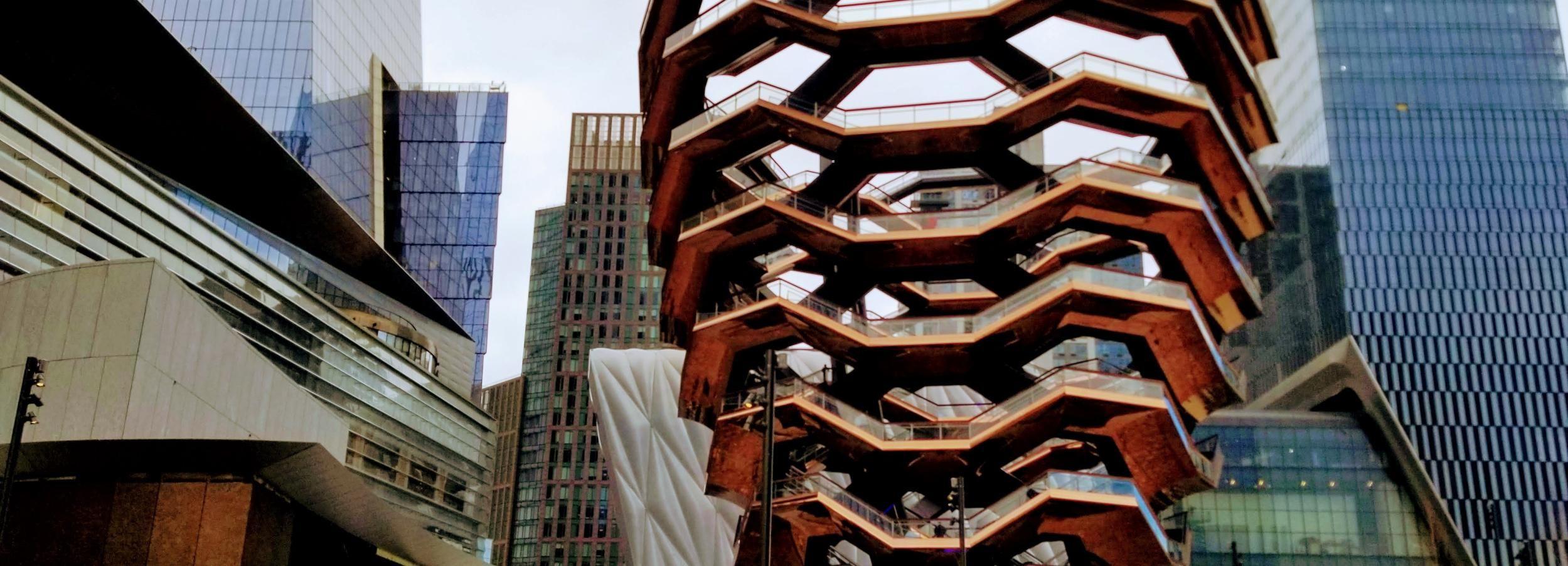 New York City: High Line & Hudson Yards Walking Tour