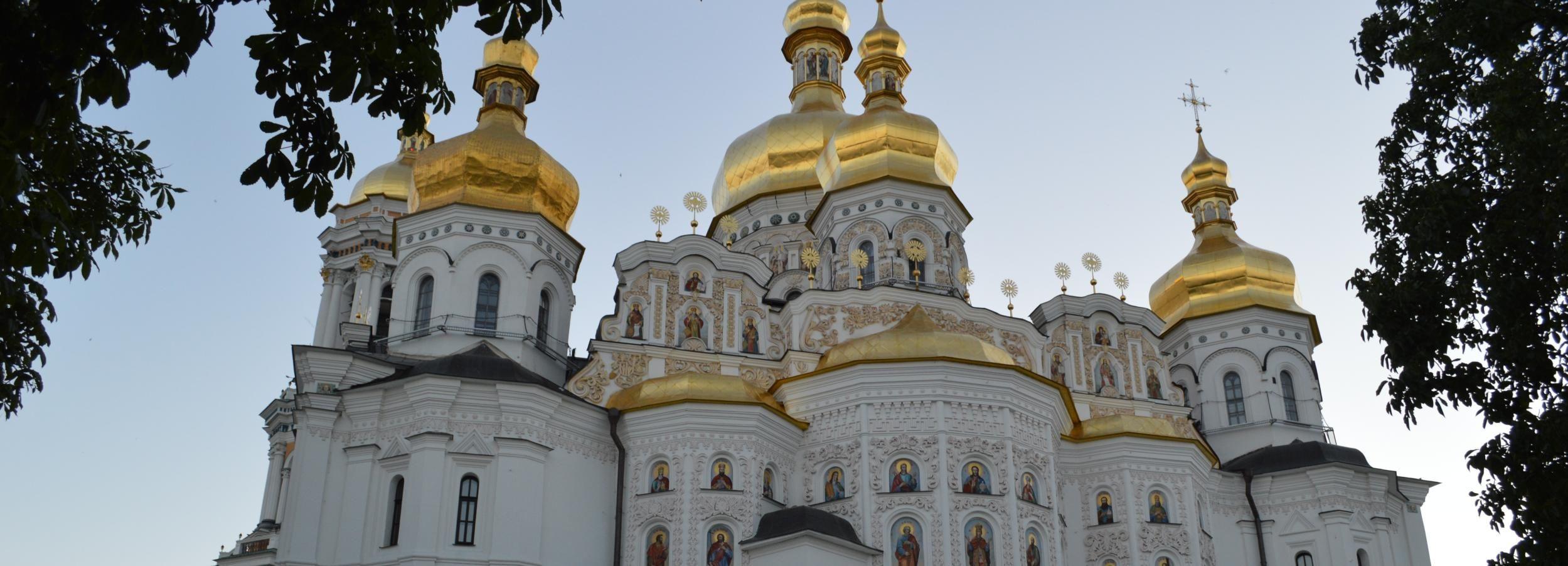 Prive Tour van Kiev Pechersk Lavra