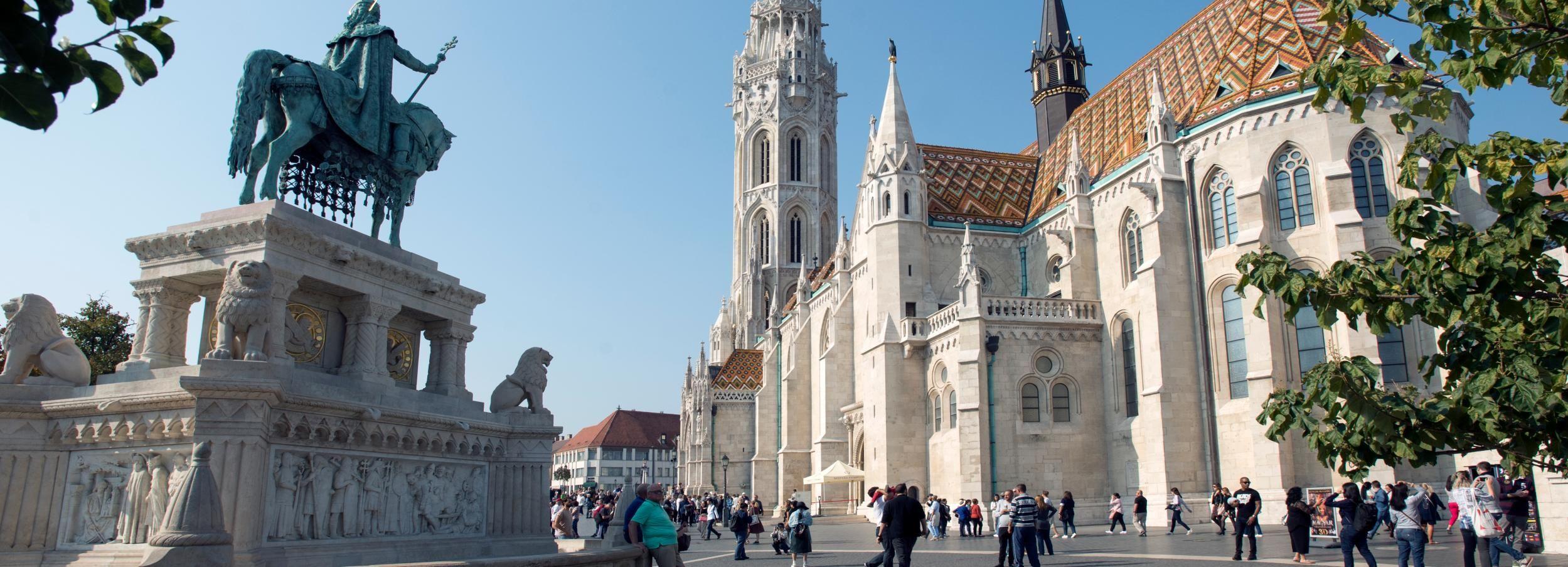Budapest: 3-stündige Sightseeingtour