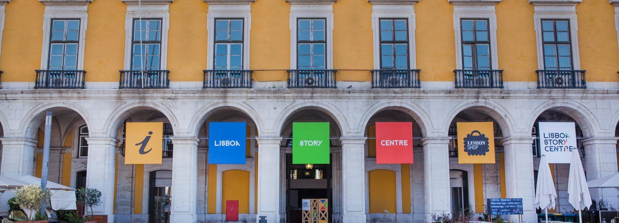 Tagesticket für das Lisboa Story Centre