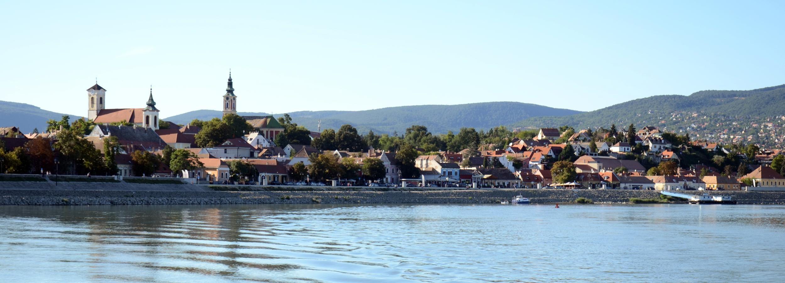 Ab Budapest: Halbtagestour nach Szentendre