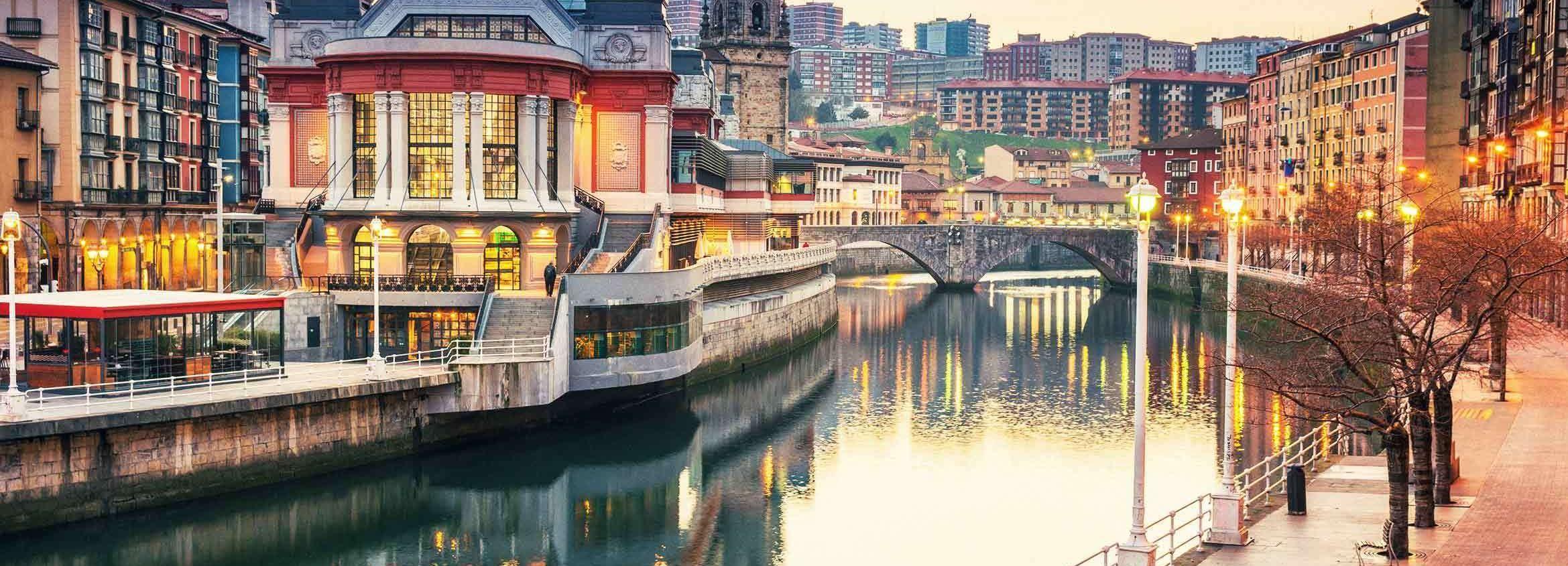 Bilbao: tour guiado a pie por el casco antiguo